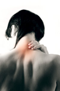 Soft tissue pain from car accident.